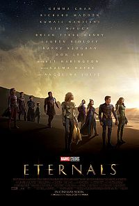 The Eternals Cover