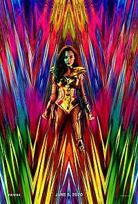 Wonder Woman 1984 Cover