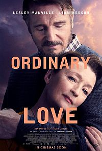 Ordinary Love Cover