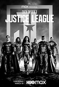 Zack Snyder's Justice League Cover