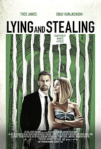 Lying And Stealing Cover