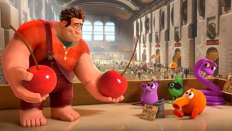 """Wreck-It Ralph"" Trailer"