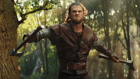 """Snow White And The Huntsman"" Trailer"