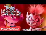 Trolls World Tour Remolque
